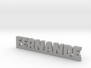 FERNANDE Lucky in Aluminum