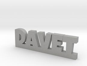 DAVET Lucky in Aluminum
