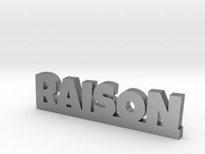 RAISON Lucky in Natural Silver