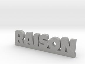 RAISON Lucky in Aluminum