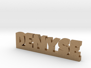 DENYSE Lucky in Natural Brass