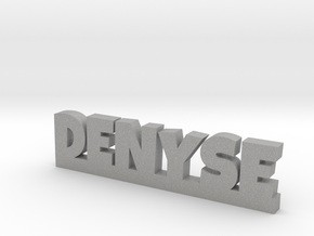 DENYSE Lucky in Aluminum