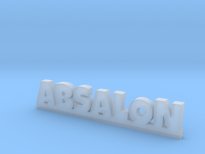 ABSALON Lucky in Smooth Fine Detail Plastic