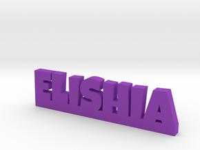 ELISHIA Lucky in Purple Processed Versatile Plastic