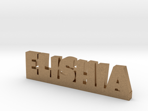 ELISHIA Lucky in Natural Brass