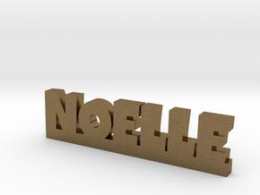 NOELLE Lucky in Natural Bronze
