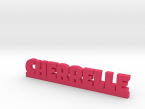 CHERRELLE Lucky in Pink Processed Versatile Plastic