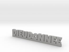 DIEUDONNEE Lucky in Aluminum