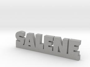 SALENE Lucky in Aluminum