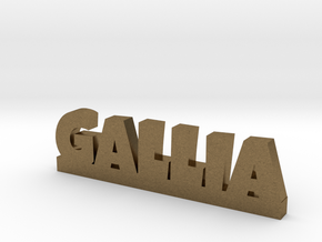 GALLIA Lucky in Natural Bronze