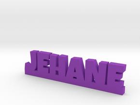 JEHANE Lucky in Purple Processed Versatile Plastic