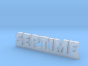 SEPTIME Lucky in Smooth Fine Detail Plastic