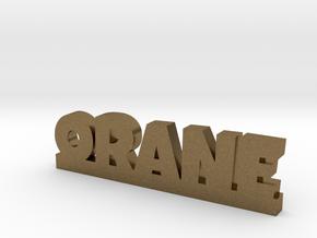 ORANE Lucky in Natural Bronze