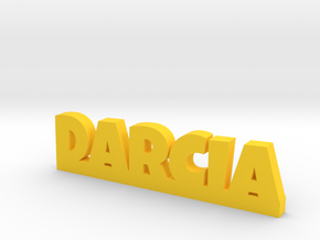DARCIA Lucky in Yellow Processed Versatile Plastic