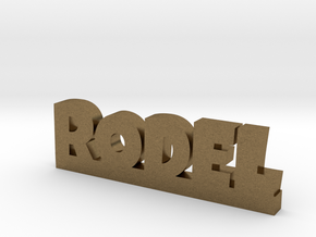 RODEL Lucky in Natural Bronze