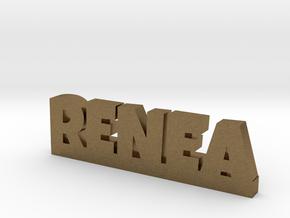 RENEA Lucky in Natural Bronze