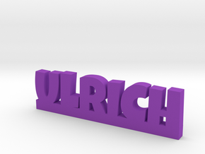 ULRICH Lucky in Purple Processed Versatile Plastic