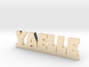 YAELLE Lucky in 14k Gold Plated Brass