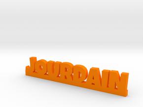 JOURDAIN Lucky in Orange Processed Versatile Plastic