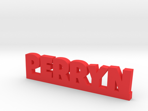 PERRYN Lucky in Red Strong & Flexible Polished