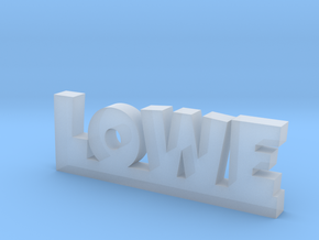 LOWE Lucky in Smooth Fine Detail Plastic