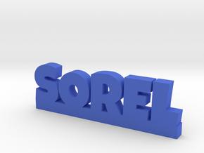SOREL Lucky in Blue Processed Versatile Plastic