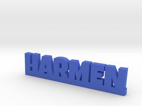 HARMEN Lucky in Blue Processed Versatile Plastic