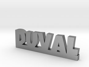 DUVAL Lucky in Natural Silver