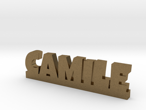 CAMILE Lucky in Natural Bronze
