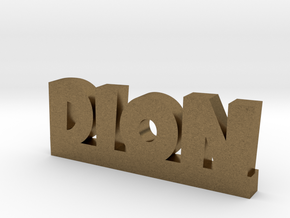 DION Lucky in Natural Bronze