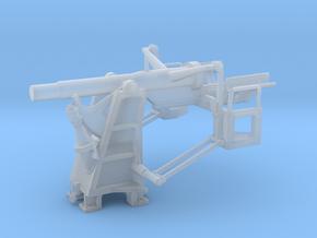 1/72 HA Gun Crew Loading Exercise Machine in Smooth Fine Detail Plastic