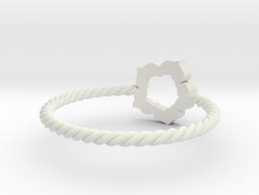 Model-a04728b875f3f9336e72dec3659e5f56 in White Strong & Flexible