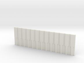 ESB - Circuit Board in White Natural Versatile Plastic