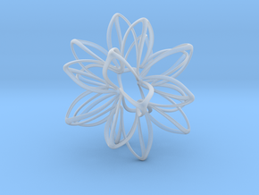 Star Potential in Smooth Fine Detail Plastic