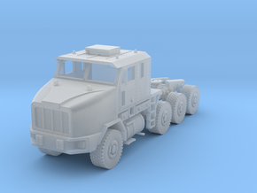 N Scale HET M1070f truck in Frosted Ultra Detail