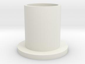 Pen-Plotter Adaptor for Multiliner SP fineliner Pe in White Natural Versatile Plastic