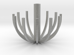 Bussard Fan Assembly - 1:350 Alternative Part in Metallic Plastic
