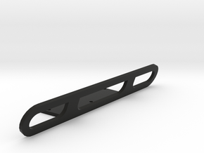 Front Bumper for Tamiya ORV  in Black Natural Versatile Plastic
