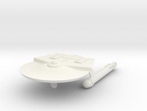 Surya Class Cruiser in White Strong & Flexible