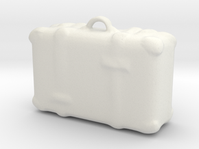 Printle Thing Suitcase - 1/24 in White Strong & Flexible