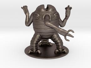 Xorn Miniature in Polished Bronzed Silver Steel: 1:60.96