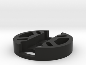 Multirotor 22 Sized Motor Mount in Black Strong & Flexible