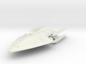 """Prometheus Class 6.5"""" in White Natural Versatile Plastic"""