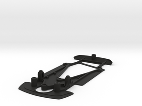 1/32 Châssis Gallardo NINCO For NSR Pod  in Black Natural Versatile Plastic