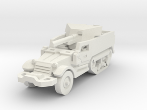 T48 gun motor carriage in White Strong & Flexible