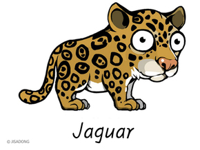 Breedingkit Jaguar in Full Color Sandstone