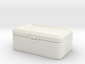 Printle Thing First Aid Kit - 1/24 in White Natural Versatile Plastic