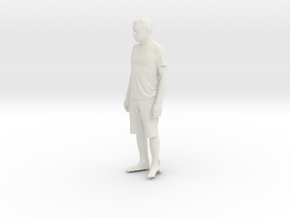Printle C Homme 084 - 1/43 - wob in White Natural Versatile Plastic