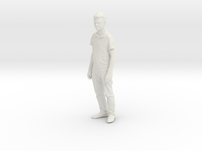 Printle C Homme 093 - 1/35 - wob in White Natural Versatile Plastic