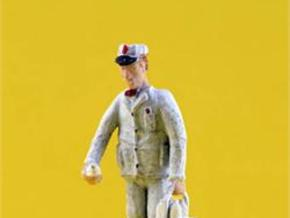 HO Scale MILKMAN out for Delivery Figure in Smooth Fine Detail Plastic